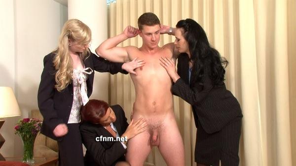 Cfnm free movie porn