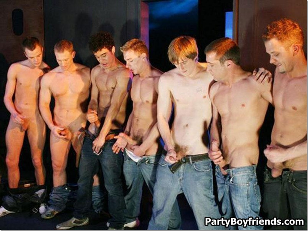 Naked Straight Male Teens At A Party