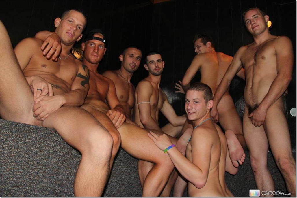Gay Sex Club